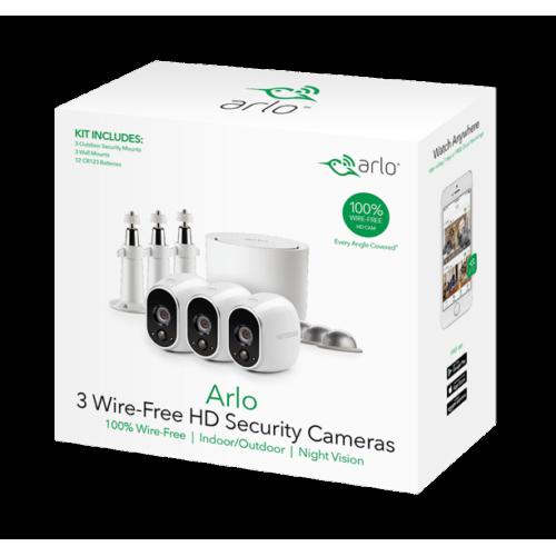 3 Camera System